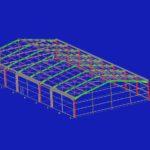 Nouveau site internet de CMK le spécialiste de la charpente métallique en kit
